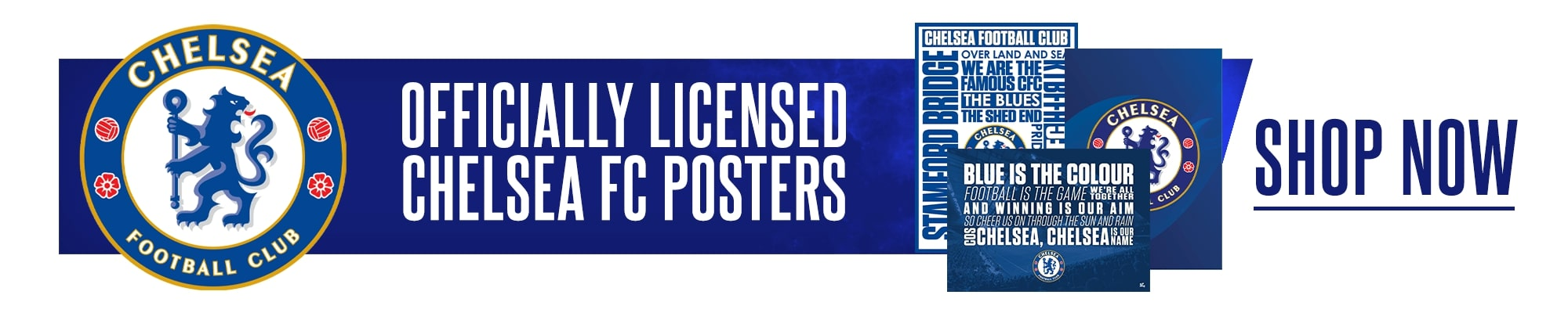 Official Chelsea Posters