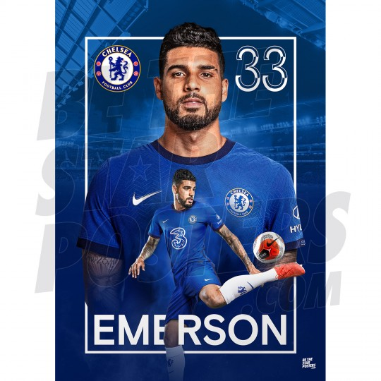 Emerson Chelsea FC A3 19/20