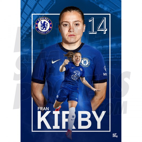 Kirby Chelsea FC 20/21 A3/A4