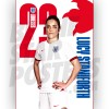 Lionesses Lucy Staniforth A3 Poster
