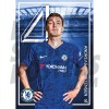 Chelsea FC A3 Christensen 19/20 Player Poster