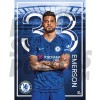 Chelsea FC A3 Emerson 19/20 Player Poster