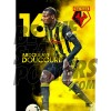 Watford FC A3 Doucoure 18/19 Poster