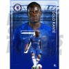 Chelsea FC A3 Kante 19/20 Player Poster