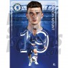 Chelsea FC A2 Mount 19/20 Player Poster