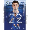 Chelsea FC A2 Pulisic 19/20 Player Poster