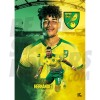 Hernandez Norwich A2 FC 19/20 Action Poster