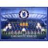 Chelsea FC A2 Squad Poster
