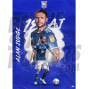 Judge A3 Ipswich FC 19/20 Poster