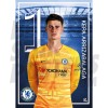 Chelsea FC A3 Kepa 19/20 Player Poster