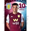 Aston Villa Grealish A3 19/20 Poster