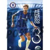 Chelsea FC A2 Alonso 18/19 Player Poster