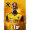 Willy Boly Wolves FC A3 20/21