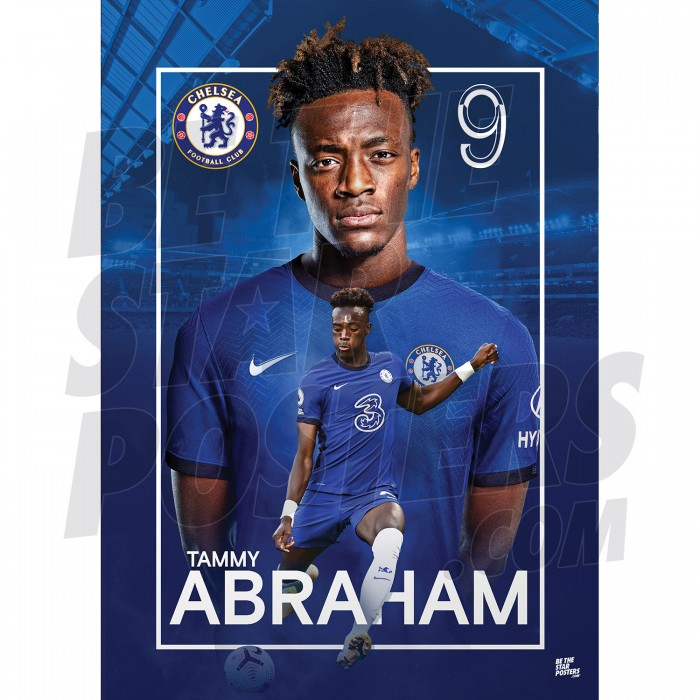 Tammy Abraham Chelsea FC 20/21 A2/A3