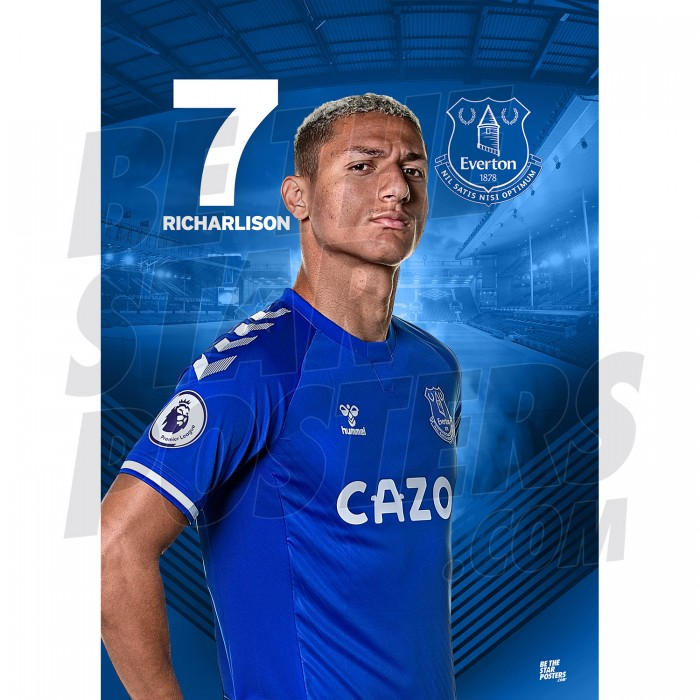 Richarlison Everton FC A3 20/21